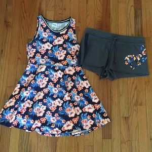 PINK by Victoria's Secret dress & shorts set